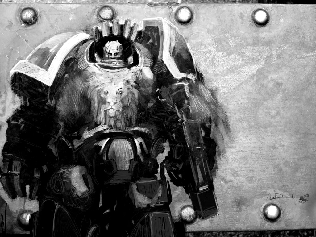 [W40K] Collection d'images : Space Marines - Page 2 00089898