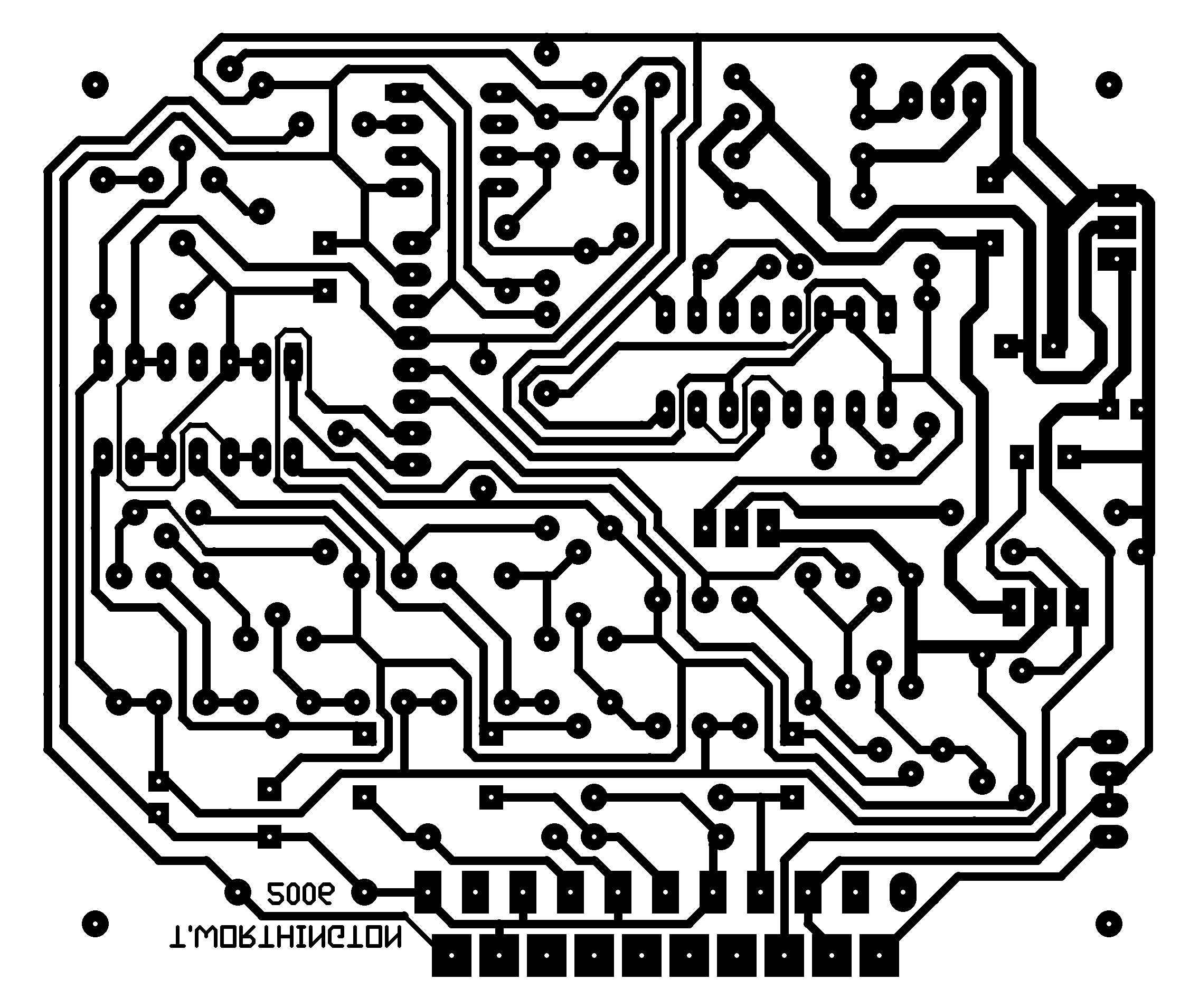Arcade Monitor Interface Circuits Rgb To Vga Schematic Pcb Artwork In Format