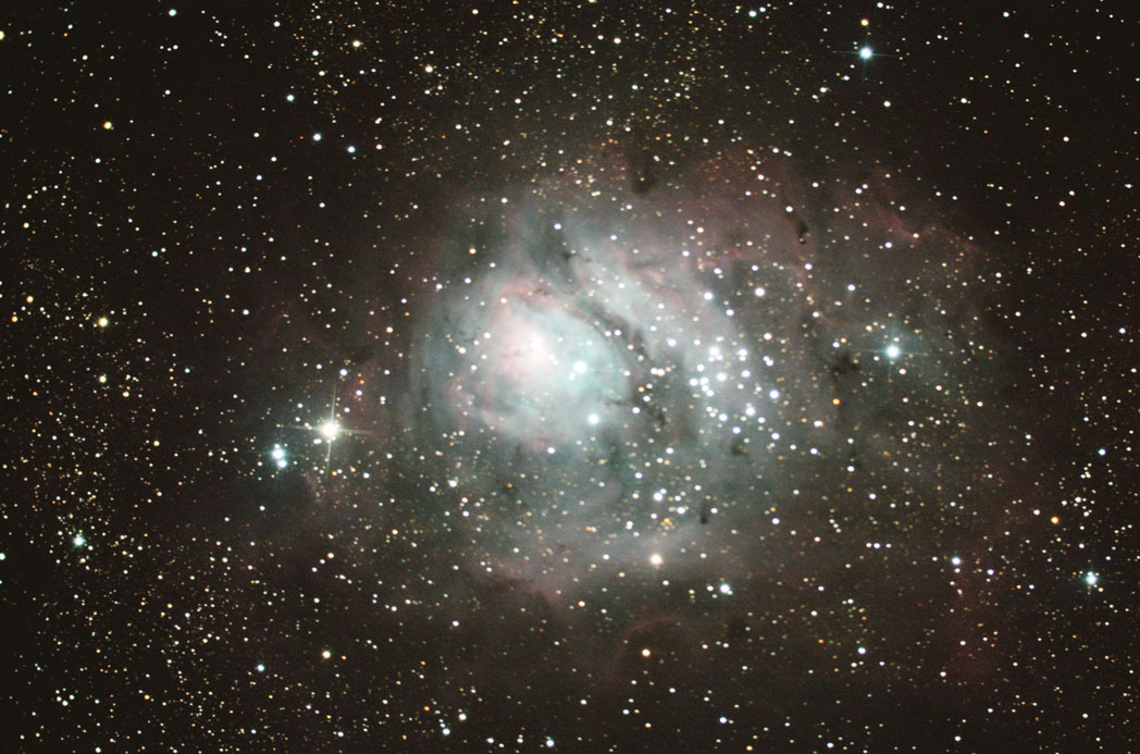 M8 (The Lagoon Nebula)
