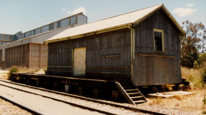 Stockinbingal Goods Shed