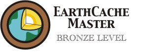 Bronze earth cache master badge