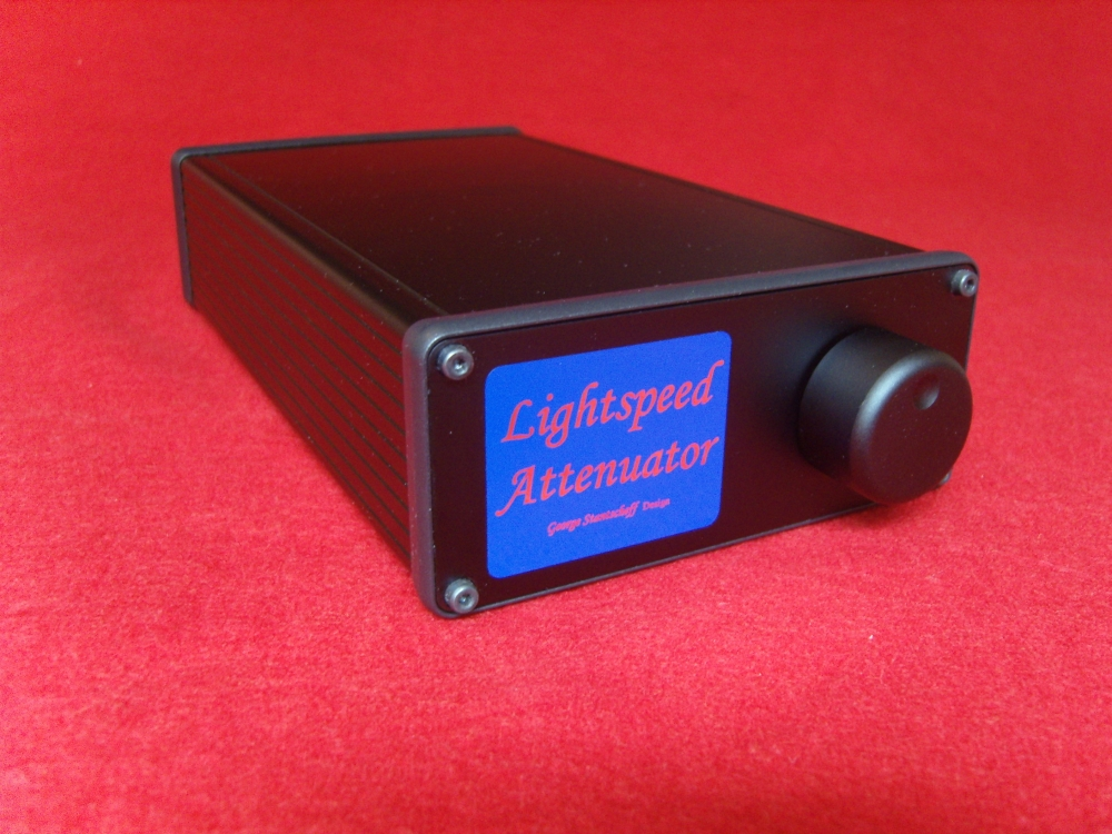 An innovative approach to passive preamps