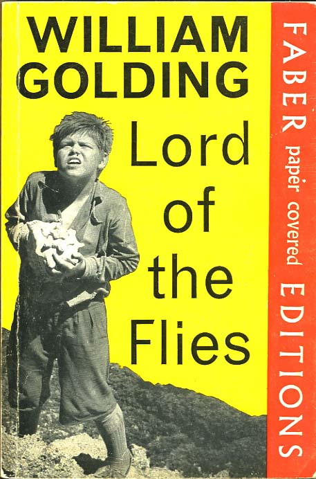 a focus on the main characters of william goldings book lord of the flies