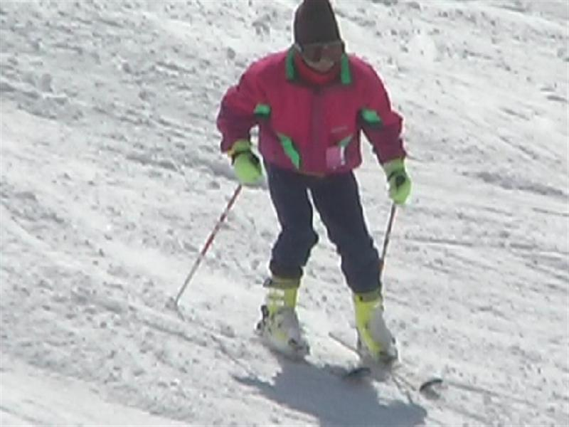 Skiing Mt Hotham August 2005
