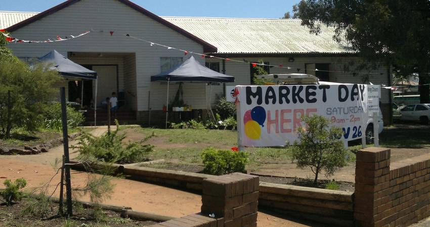 Our market Day