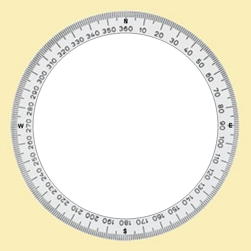 how to use a protractor for kids