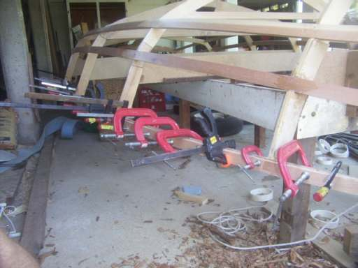 You can never have enough clamps